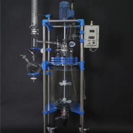 SF-50D双层玻璃反应釜价格: 19800