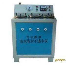 上海厂家防水卷材不透水仪1台起订