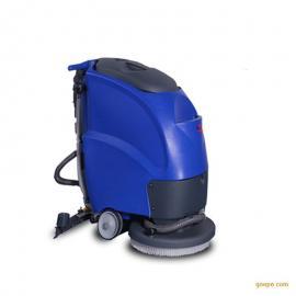 亚伯兰手推式洗地机 酒店洗地机 全自动洗地机A500B