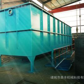 洗煤厂污水处理专用斜管沉淀池、高效节能斜管沉淀器