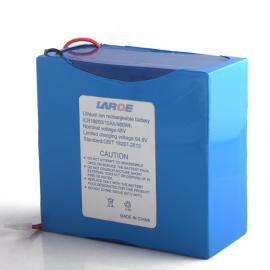 48V10Ah医用康复机器人锂电池组