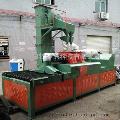 厂家直销钢材抛丸机 高效钢材除锈机 高效节能抛丸机