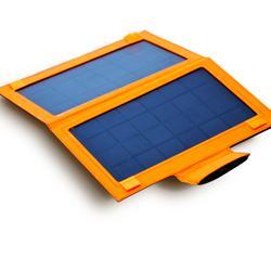10W晶硅太阳能充电宝8000mAh