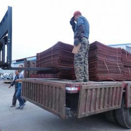 苏州3.5公斤重一张脚手架钢笆片――重型圈边钢笆片厂家报价