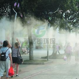 襄阳商业街/商业中心喷雾降温设备/节能高效喷雾降温厂家直销