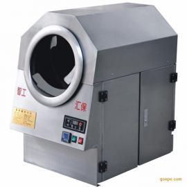 智工机械微型瓜子花生自动炒货机