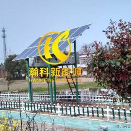 50吨太阳能微动力污水处理设备 HK-W/50T