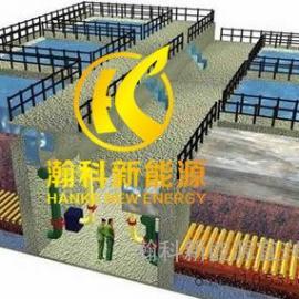 TBO曝气型生态处理系统