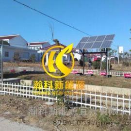 HK-W/5T太阳能微动力生活污水处理设备 5吨太阳能微动力污水设备