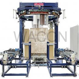 ATLANTA OMEGA意大利原装进口-环形轨道缠绕膜机