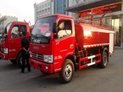 4吨东风简易消防车性能优异节能环保高效