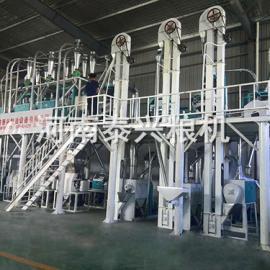 荞麦制粉设备-荞麦加工设备-荞麦面加工设备