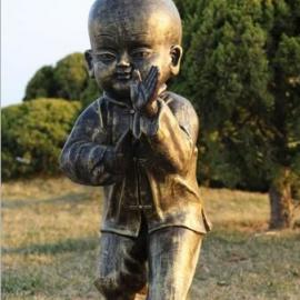东莞雕塑厂家制作铸铜人物健身雕塑太极拳雕塑价格园林景观摆件