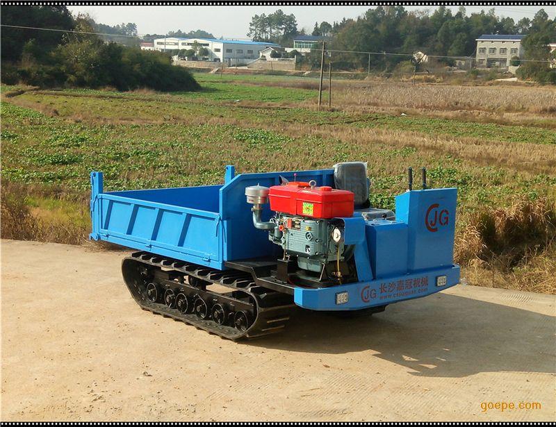 履带式运输车-履带式拖拉机图片