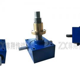 SJA1螺旋升降机 非标螺旋升降机 厂家