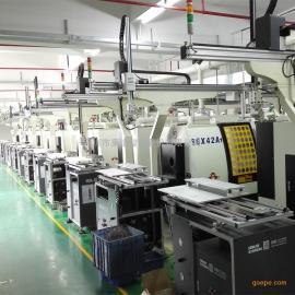 数控机床加工自动化 桁架上下料机器人生产厂家