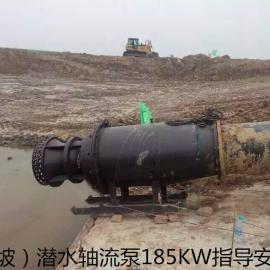 天津下吸式潜水轴流泵-大流量轴流泵现货