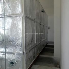 科能SMC组合式玻璃钢水箱 FRP水箱畅销全球