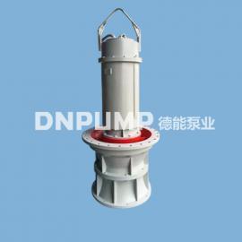 天津供应 大功率排涝灌溉潜水轴流泵