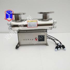 供应黑龙江小功率紫外线消毒器JM-UVC-120紫外线杀菌器水处理器