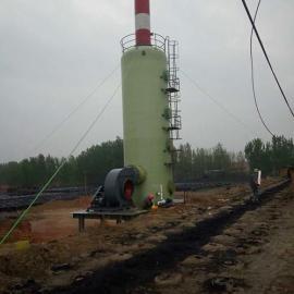 大型烟气脱硫塔