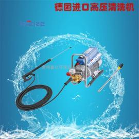 常州供应进口的高压清洗机家用商用机环保洁净