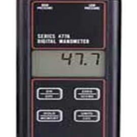 477A系列 手持数字差压计 精确测量空气压力,精度为±0.1%