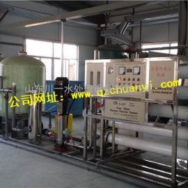 纯净水反渗透设备 桶装水反渗透设备 山东地区龙头企业