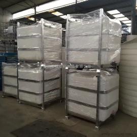 启动1吨食品级周转桶运输桶包装桶堆码桶价格