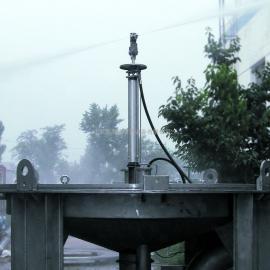 自动化油罐车清洗系统