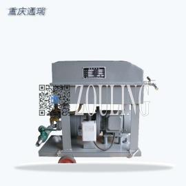 BK系列用滤纸过滤的板框压滤式滤油机