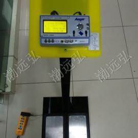 渤远弘刷卡数显静电测试仪一体机AEGIR20686