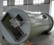 北京鑫盛瑞阳商贸一体式雨水泵站-青岛三丰瑞克