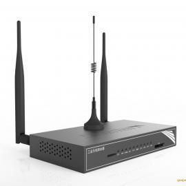思连科技 4G全网通工业无线路由器SL-IR3 金属外壳,性能稳定