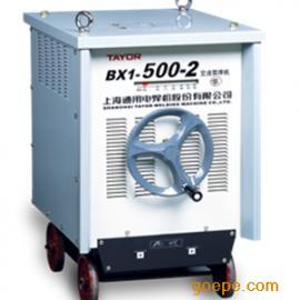 上海通用BX1-500-2全铜芯交流电焊机 西安交流弧焊机结实耐用