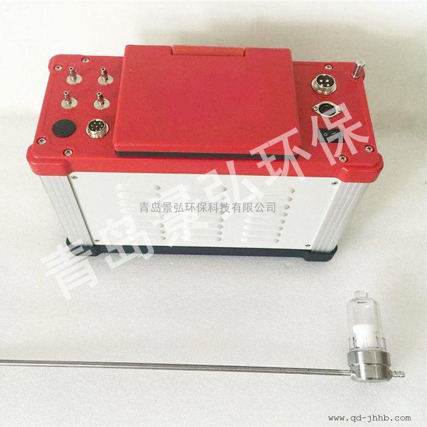 NOx便携式烟气分析仪 燃煤锅炉脱硫脱硝效率测试仪