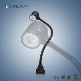 欧恩LED磁座固定M3M机床工作灯,360度旋转灯光不极限