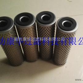 LCVD外延设备尾气处理空气滤芯8+8滤芯不锈钢