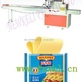 芝士包装机,原味芝士包装机,广东枕式芝士片包装机
