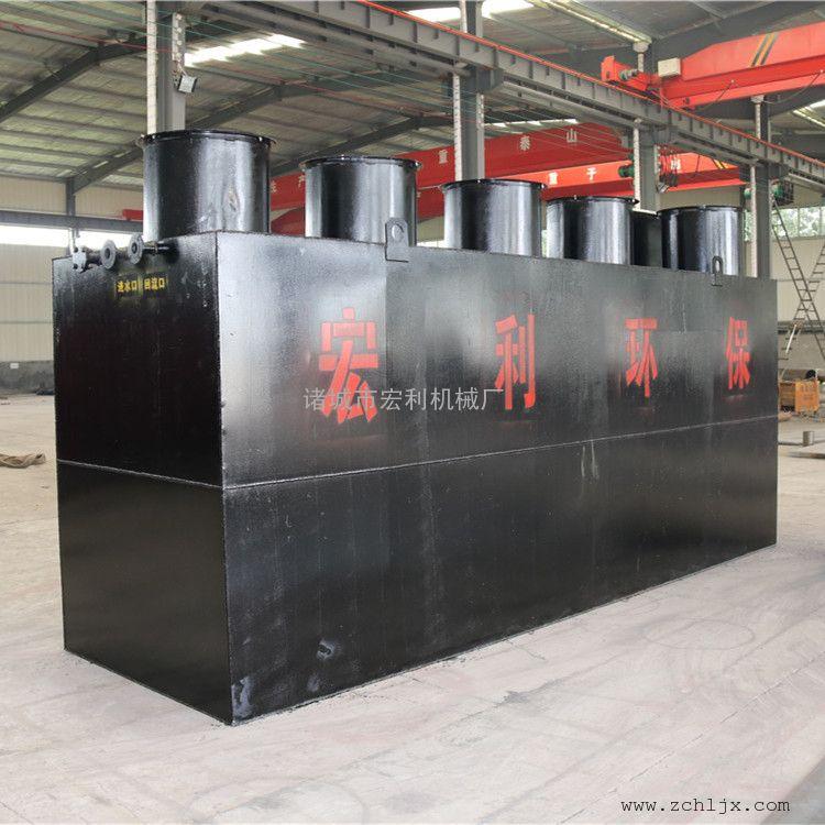 舜都生活一体化污水处理设备 乡村一体化生活污水处理设备WSZ