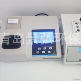 COD氨氮总磷水质测定仪 JH-TD300多参数水质分析仪