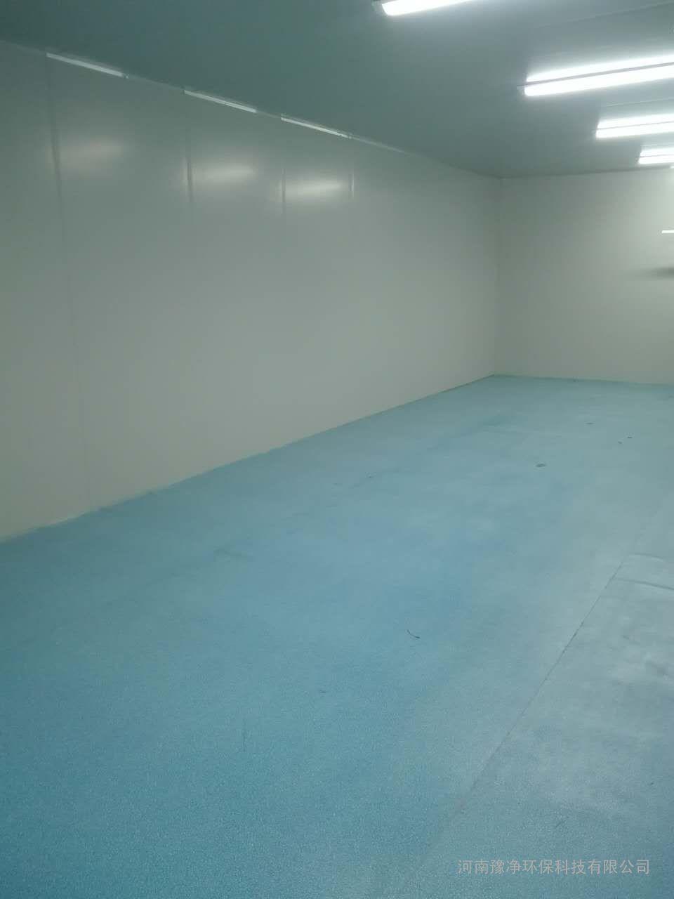 山西中央厨房空气净化工程 净化装修