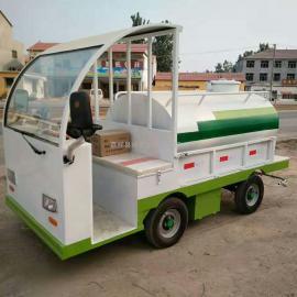 小型电动洒水车-电动洒水车厂家
