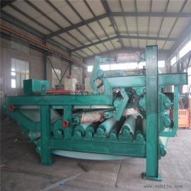 工业污水处理设备废渣脱水 污泥脱水专业设备山东带式压滤机