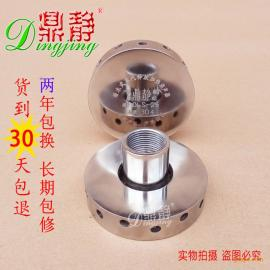 小型化工釜化工罐蒸汽加热消声器蒸汽消声器食品机械用蒸汽消音器
