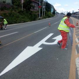 道路划线贵阳停车场设计减速设备安装价格路途交通