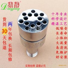 潜水式蒸汽喷头消声器,浸没式蒸汽释放消音器