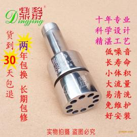热水管内安装的蒸汽加热消声器,管道循环水加热用消音器