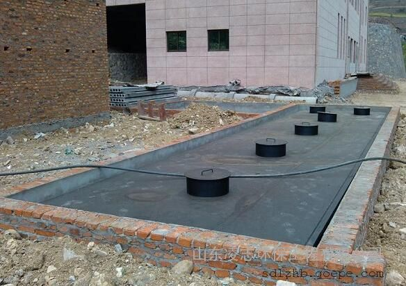 庭院式污水处理设备 养殖 社区 医院 宾馆 城镇 工业废水