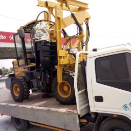 天津公路护栏打桩机/护栏安装规范